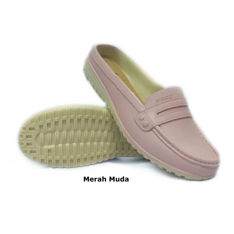 Sepatu Sandal SLOP Wanita 5 Pilihan Warna SlipOn Wanita Selop Murah 363c613043