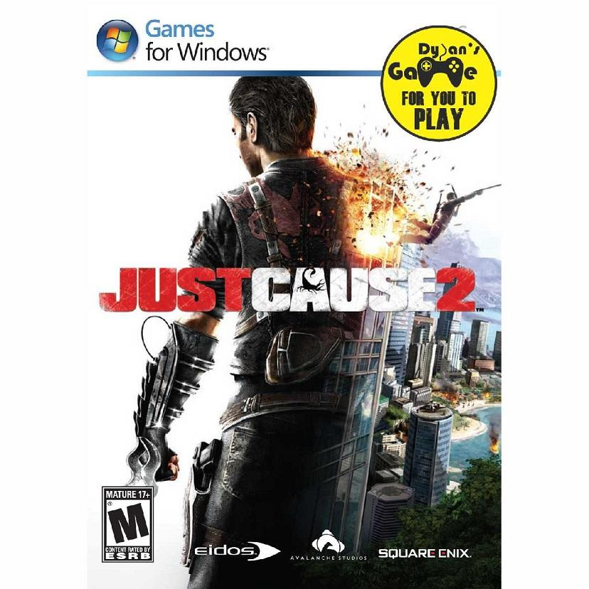 Just Cause 2 full Game PC & Laptop
