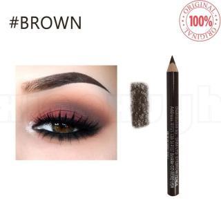 [BAYAR DITEMPAT] DNM Pensil Alis Anti Air Wood Eyebrow Pencil Waterproof and Sweatproof 100% ORIGINAL thumbnail