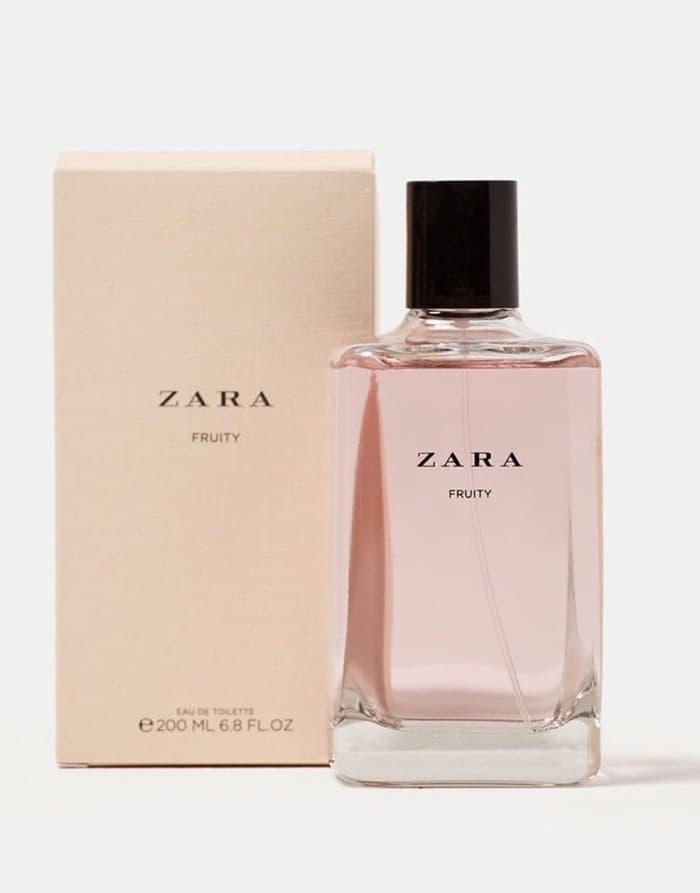 Parfum Original Zara Fruity 200ml Wangi Asli Awet Ori Rijek Nonbox By Yevan70.