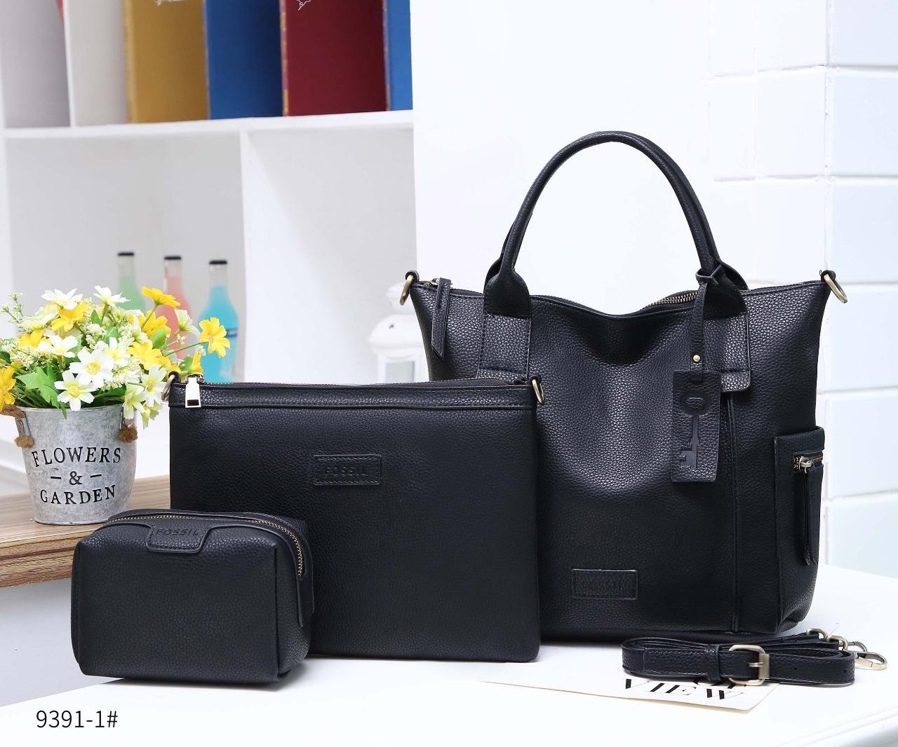 Tas wanita fossil slingbag mewah branded import new arrival batam murah  selempang cewek fashion elegan pesta 5a36df7c15