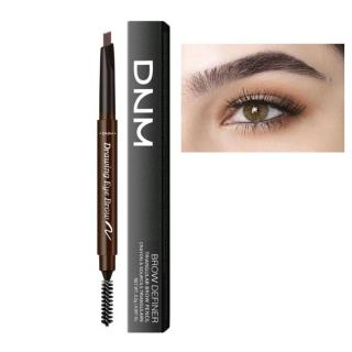 DNM 7 Color Automatic Eyebrow Pensil Alis Anti Air Pensil Alis Putar Drawing thumbnail