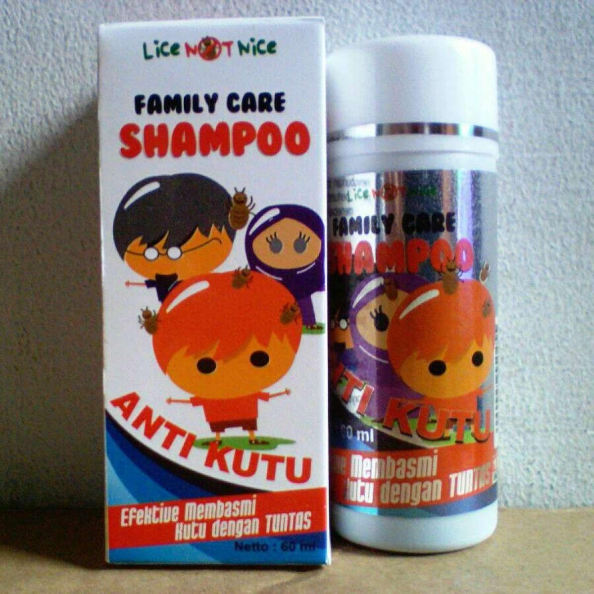 Family Care Shampo Shampoo Anti Kutu Lice Sampo Rambut Keramas By Khaira Shops.