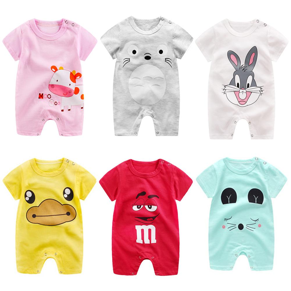 Girls' Clothing (newborn-5t) Gentle 0-3 Month Patterned Floral Plain Long Sleeve Bodysuits Soft And Antislippery