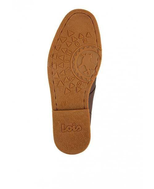 PROMO   BEST SELLER   DOMPET   Sepatu kulit asli pria branded lois original  - LSH701BR ac836661dd