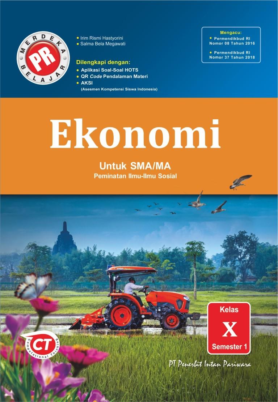 Buku Pr Ekonomi Kelas 10 Semester 1 Lks Intan Pariwara 2020 2021 Lazada Indonesia