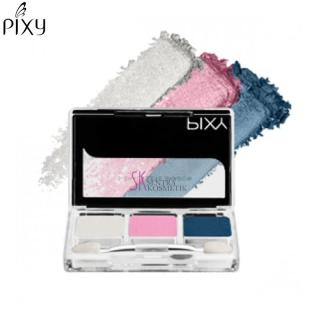 PIXY EyeShadow 3-Shades - 13 Pinkish Glam thumbnail