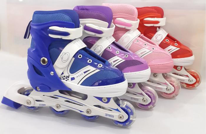Jangan menunggu Buy sekarang Sepatu Roda Inline Skate Irsoe Mencari ... 60886e2e84