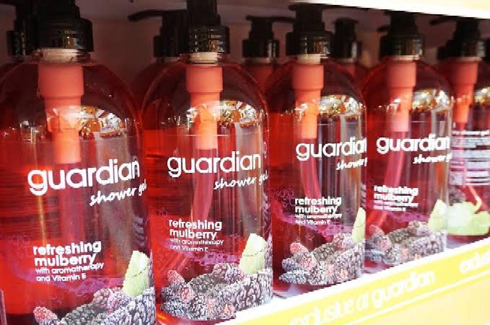 Guardian Shower Gel Refreshing Mulberry