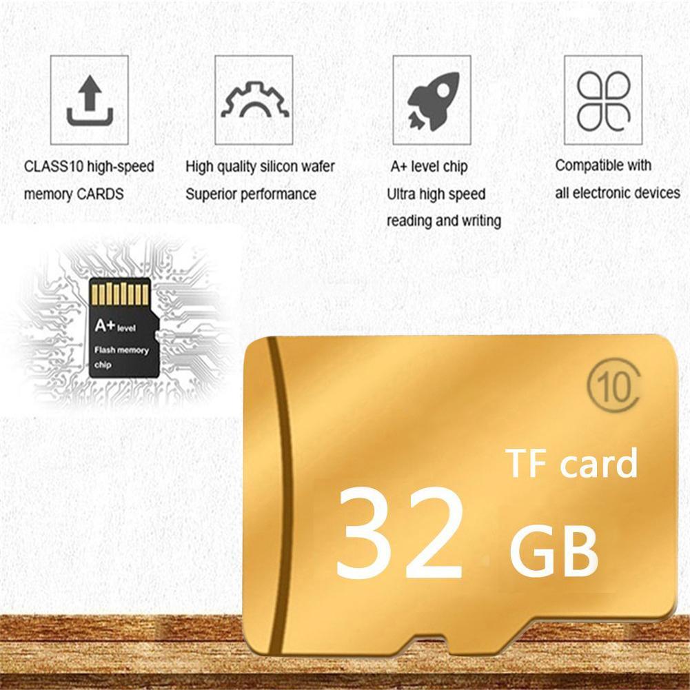 S_way 《 Ban Đầu 》 Mới Xuất Hiện Thẻ TF 32 GB Thẻ TF Tốc Độ Flash Cho Di Động Máy Tính Máy Tính Bảng Camera Giá Sốc Không Thể Bỏ Qua