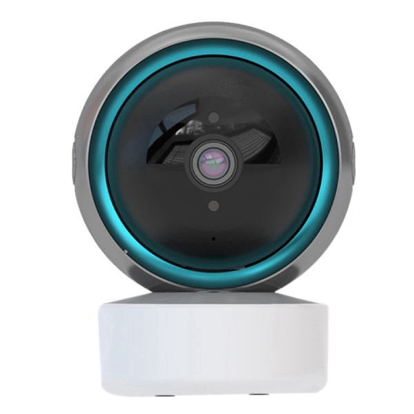 Home Security Camera, 2MP HD Indoor WiFi Pan Tilt Camera,Baby Monitor, Night Vision, 2 Way Audio, Motion Alerts
