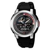 Spesifikasi Casio Digital Aqf 102W 1B Jam Tangan Pria Hitam Yang Bagus Dan Murah