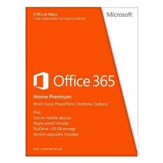 Harga Microsoft Office 365 Home Premium Indonesia