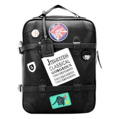 Pusat Jual Beli Pps Fashion Wd657 Backpack Hitam Indonesia