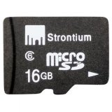 Review Toko Strontium Micro Sdhc Card Class 6 Mobile 16 Gb Hitam Online