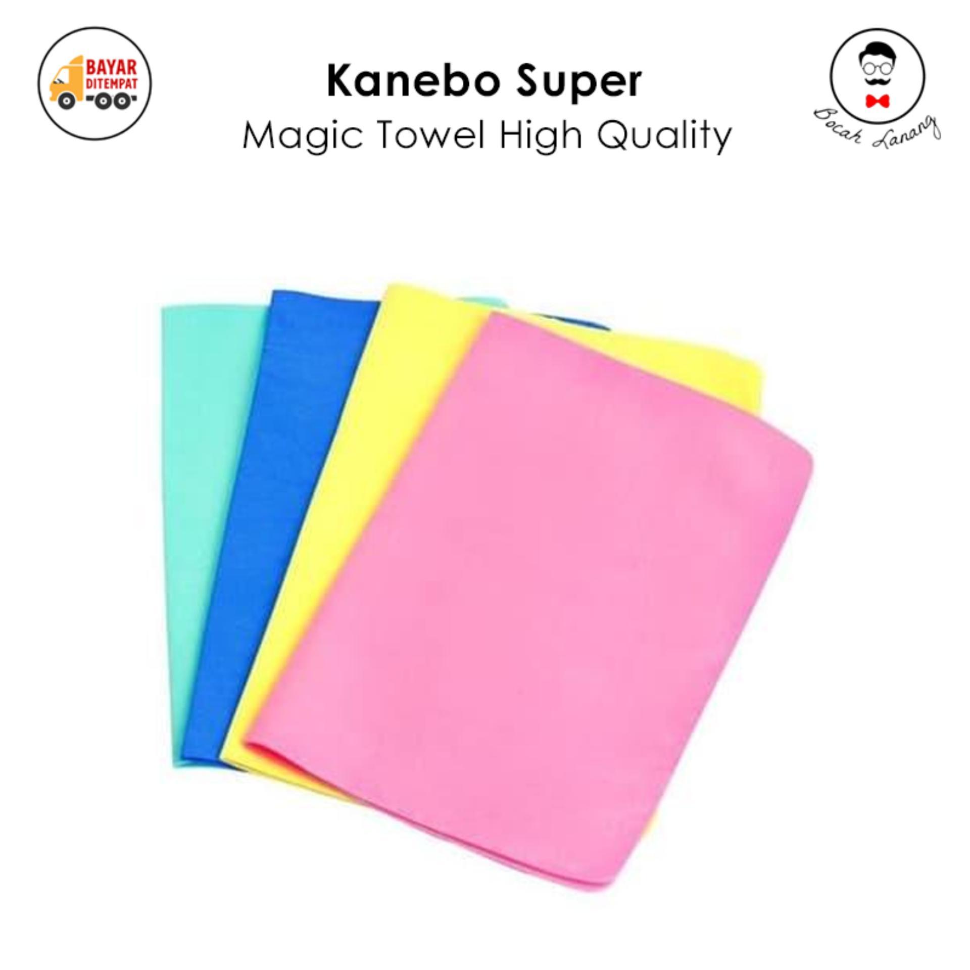 Kanebo Super Magic Towel High Quality - Bocah Lanang By Bocah Lanang.