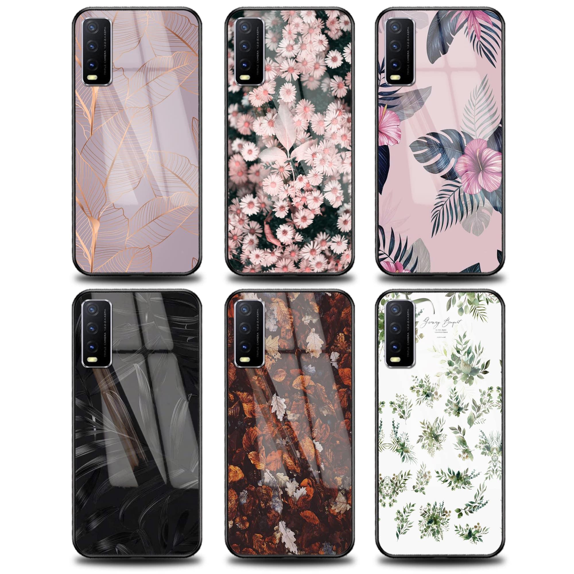 Custom Softcase Glass Kaca Aesthetic Vivo Y20 Y20i Y20s 2020 Ic46 Case Vivo Y20 Casing Hp Case Hp Case Vivo Y20 Terbaru Case Vivo Terbaru
