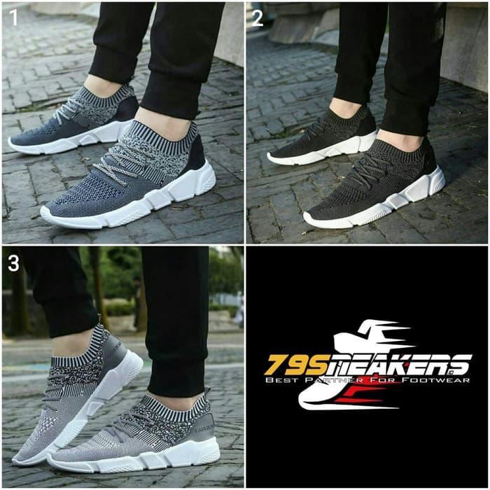 Sepatu Sneakers Sepatu Adidas1 Fashion TC Premium Original Sepatu Pria Sepatu Olahraga Sepatu Jogging Sepatu Gaya Sepatu keren Sepatu Hitam, Abu-abu,Abu-Abu muda
