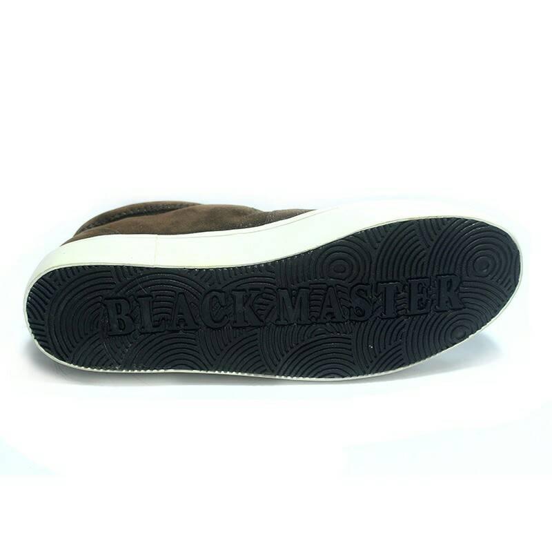 Sepatu Casual Black Master Geox Pria Murah - Sneakers - Santai - Kets - Fashion