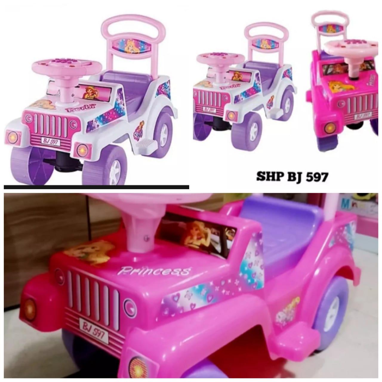 Mainan Mobil Mobilan Anak Perempuan Shp Princess Lazada Indonesia
