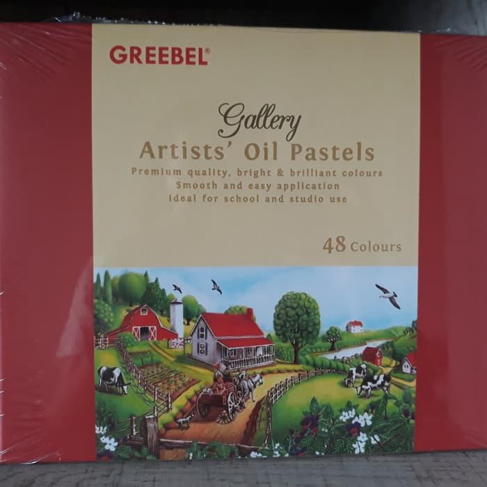 Crayon Greebel Artist isi 48