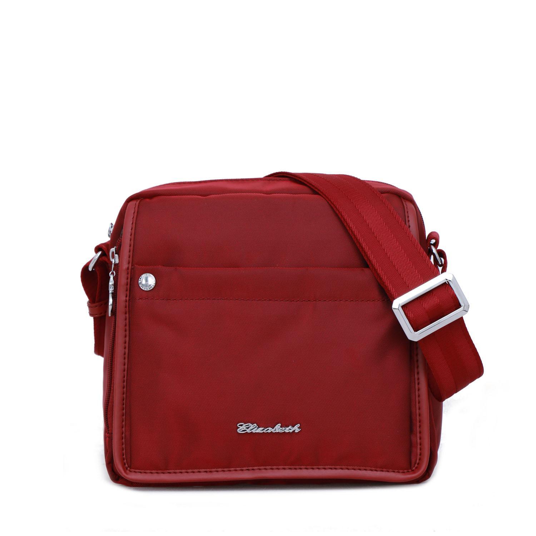 Tas Wanita Elizabeth Bag Lakisha Sling Bag Red 43edbd5c7e