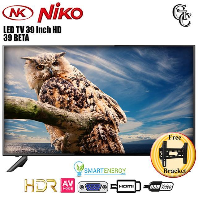 Niko BETA LED TV 39 Inch HDMI USB MOVIE