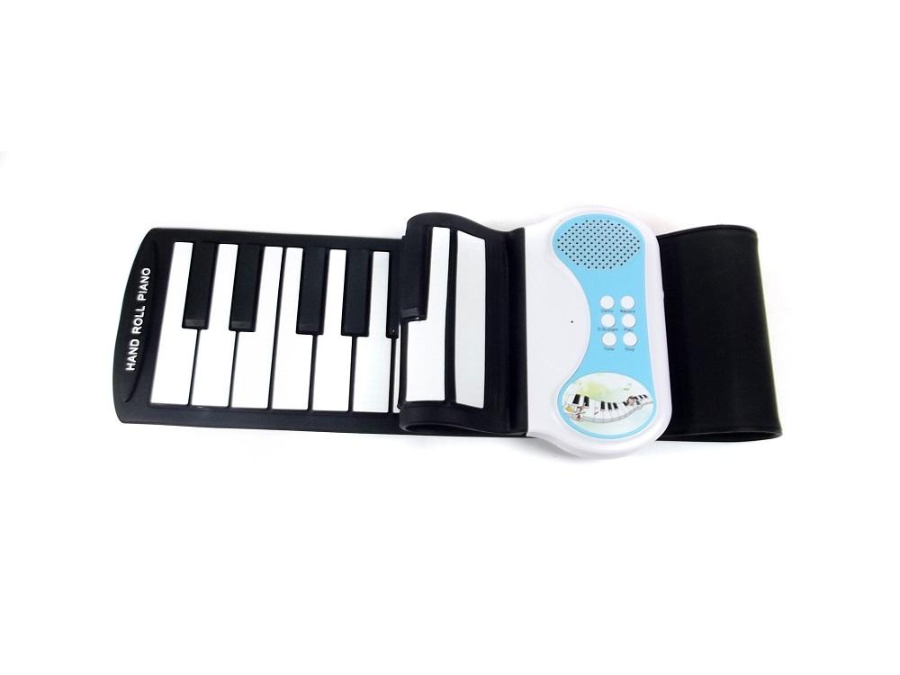 Portable 49 Keys Roll Up Piano By Cemara Olshop.