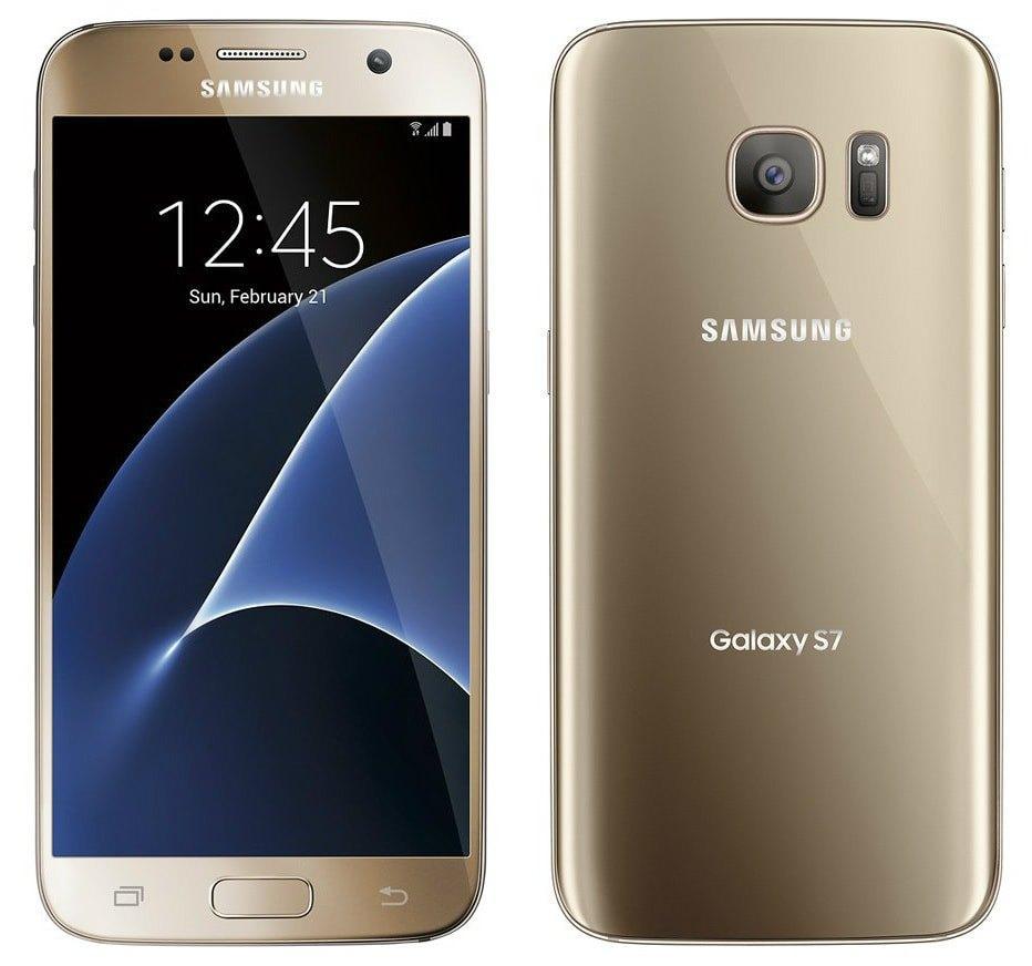 Samsung Galaxy S7 [4/32GB] - Garansi Resmi SAMSUNG