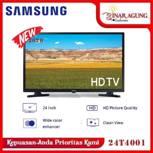 Samsung 24 inch LED TV 24T4001 HD TV / USB MOVIE / HDMI / VGA [2020]
