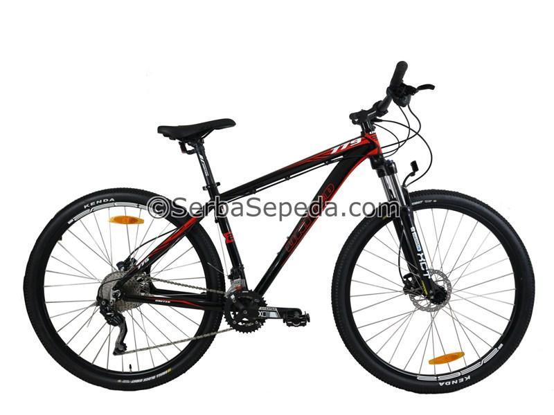 United Sepeda Gunung MTB Dominate 078 26 - GRATIS ONGKIR & PERAKITAN