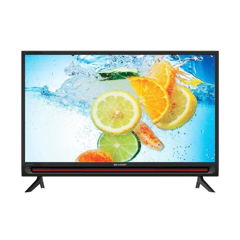 LED SHARP 32 INCH AQUOS HD DVB-T2 USB HDMI 32SA4200 FILM MUSIK FOTO - Khusus JADETABEK - GRATIS ONGKIR