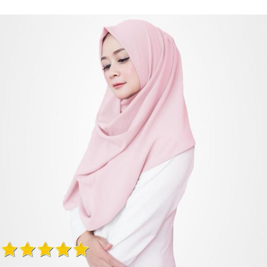Hijab Keinarra - Jilbab Instan Jilbab Instan Terbaru Jilbab Pasmina Hijab Instan Kekinian Hijab Syari Kerudung Pasmina Kerudung Instan Warna Peach Almeera Pasmina Instan