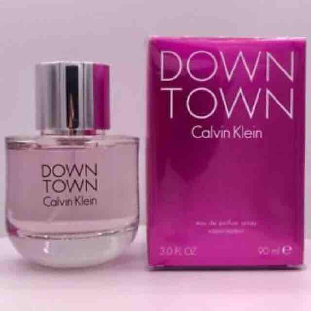 Klik Untuk Mendapatkan Parfum Wanita Down Town Calvin Klein 100mloem