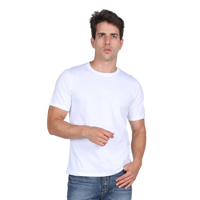 AZAG Kaos Polos Reaktif - T Shirt Pria Premium / Kaos Distro / Kaos Pria /