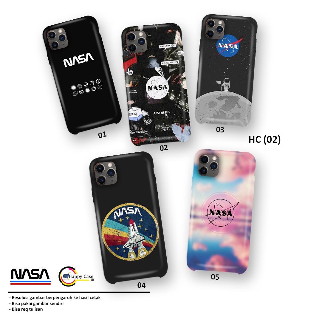 Hc Case Casing Silikon Hardcase Gambar Nasa Oppo Vivo Samsung Iphone Xiaomi Realme Huawei Asus Sony Infinix All Type Lazada Indonesia