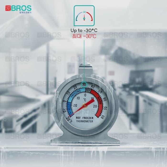 Promo Termometer kulkas lemari es | Freezer Thermometer Refrigerator ukuran