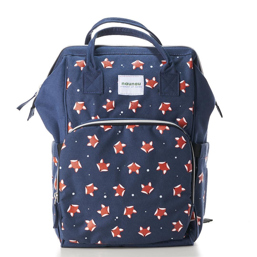 Tas Anak Tas Bayi Diapers Ibu Backpack Diapers Ibu Fox (rubah) By Tonga Bag