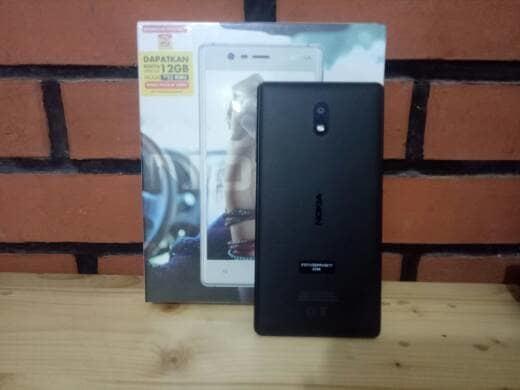 HANDPHONE JADUL KLASIK NOKIA 3 4G LTE DUAL SIM RAM 2GB ROM 16GB HP CAMERA 8MP AUTO FOKUS BIG BATTERY 2630MAH GARANSI RESMI