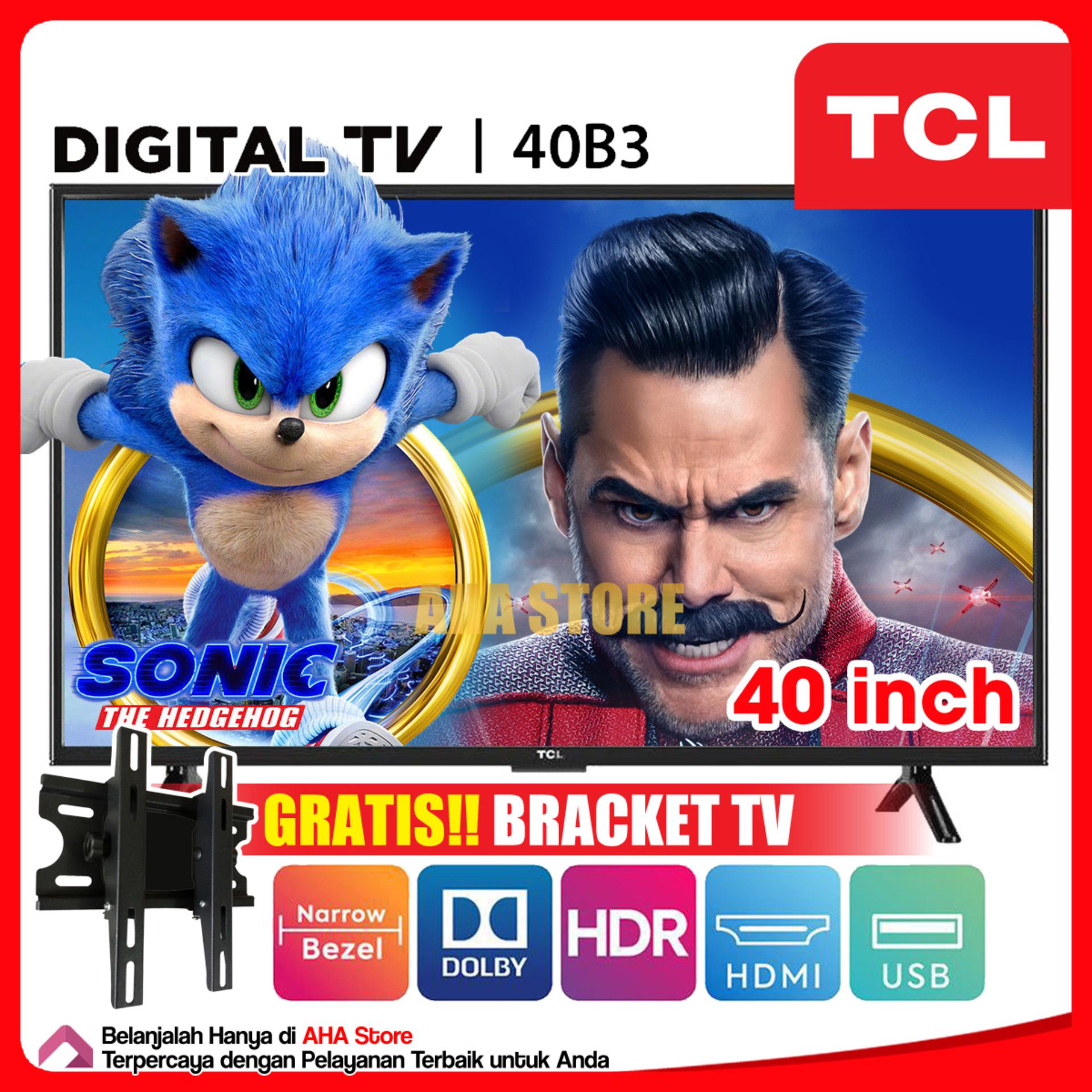 TCL LED TV Digital 40 Inch L40B3
