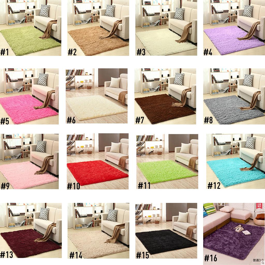 Yomerto 1pcs 120x80cm None Slip Bedroom Carpet Living Room Rug Floor Pad Carpet Mat Rug Soft Children Play Carpet Square For Living Bedroom Sofa Lazada Ph