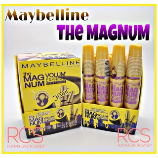 Mascara MAYBELLINE Maskara Maybeline THE MAGNUM Volum Express Waterproof thumbnail