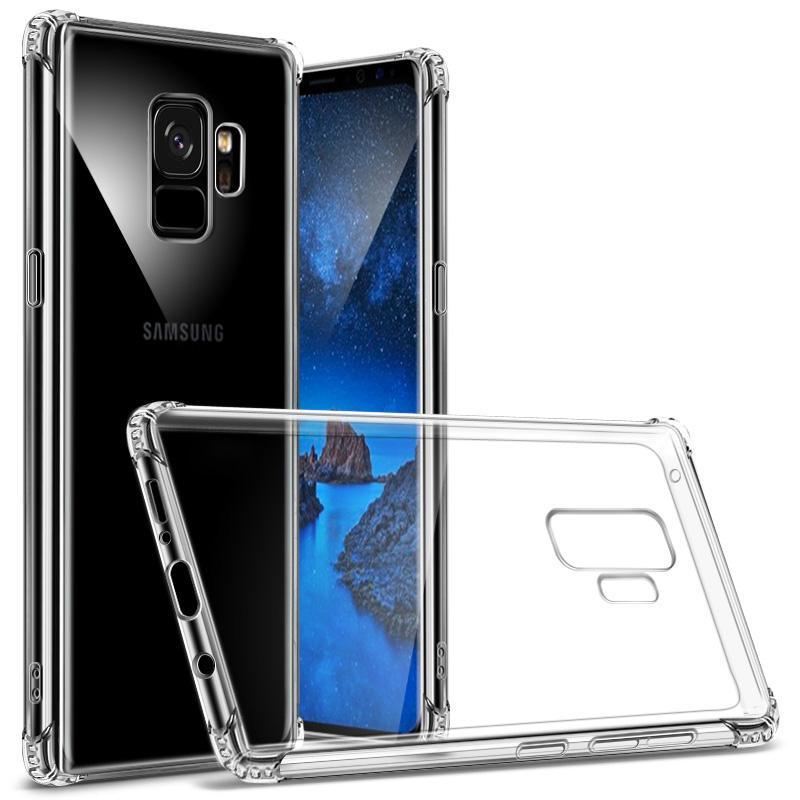 Samsung Galaxy J2 J3 J4 J5 J5 J6 J7 J7+ J8 A6 A6+ A6S A7 A8 A8+ Star C9 A9 Note 3 4 5 9 S8 S8+ S9 S9+ Grand Prime Pro Core 2017 2018 - Fuze Anti Crack Anti Shock Soft Case Harga Grosir Kualitas Terbaik Buktikan