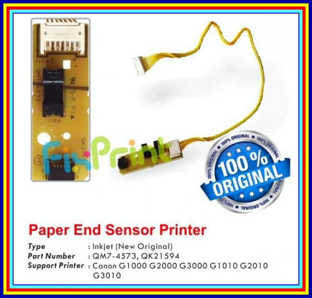 Paper End Sensor Pcb Assy Printer CANON G1000 G2000 G3000 G4000 G1010