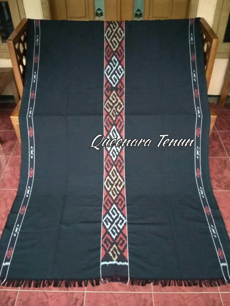 Kain Tenun Ethnik Blanket 100% Original Handmade Jepara. Real Pict Blk036 By Queen Kain Tenun.