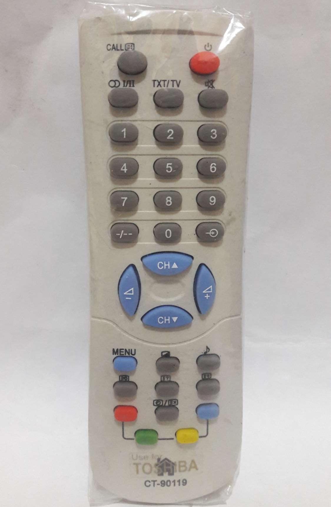 REMOTE TV TABUNG TOSHIBA