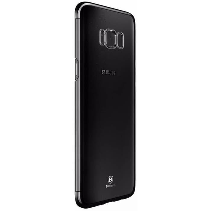 Baseus Glitter Hardcase for Samsung Galaxy S8 Plus - Black