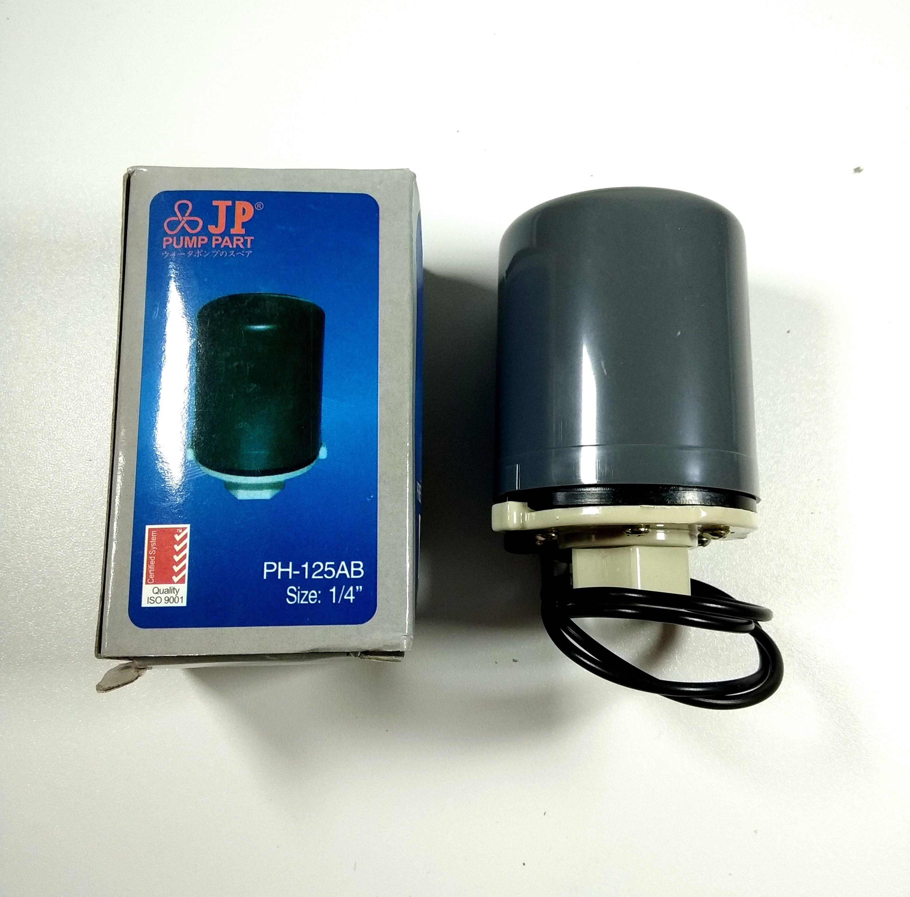 Jp Pressure Switch Otomatis Pompa Air 1 4 Lazada Indonesia