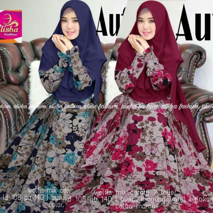 Labelledesign Gamis maxi ANDARA RASTI #594 wholesale_tanah_abang