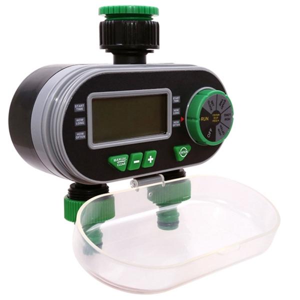 YL21060 Digital Garden Water Timer Automatic Solenoid Valve Water Timer Garden Irrigation Controller Malaysia